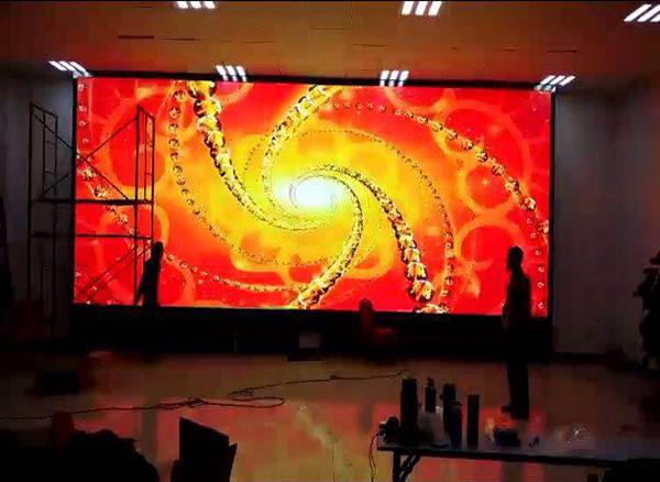 墙壁LED显示屏