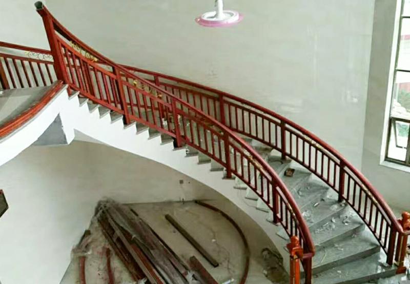 室內鋁合金樓梯扶手