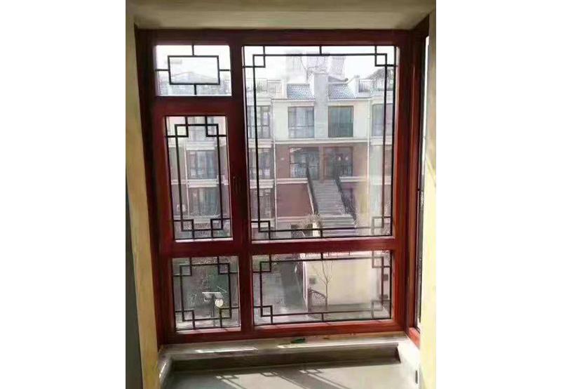中式古典門窗