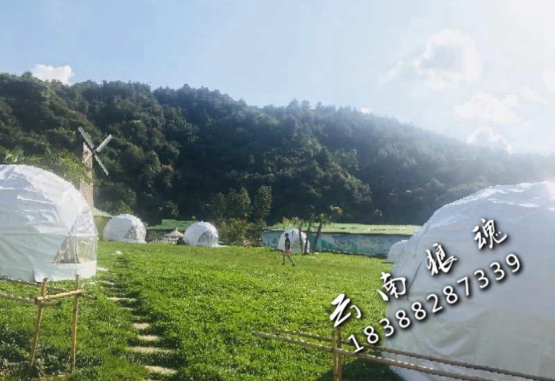 云南企业团队户外拓展基地