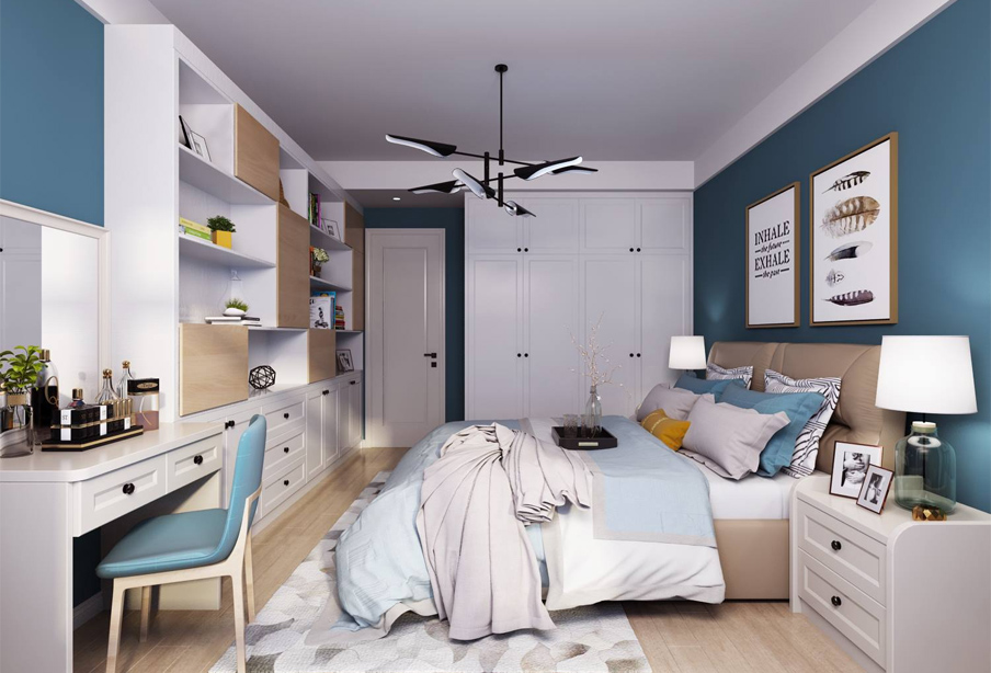 不同空间的家装装修应该怎样搭配颜色才合适?昆明家装装修公司有技巧