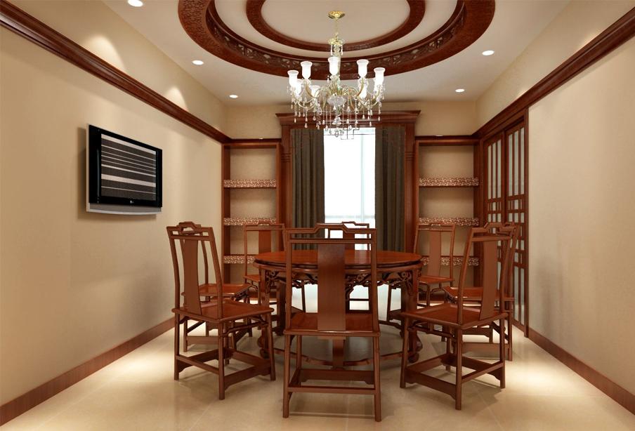 中式家装风格