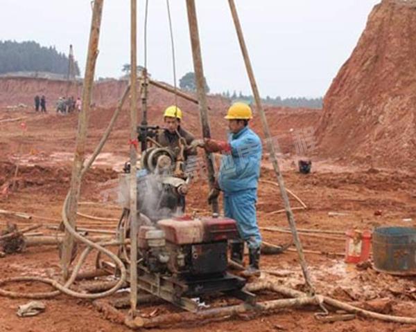 矿山工程勘探