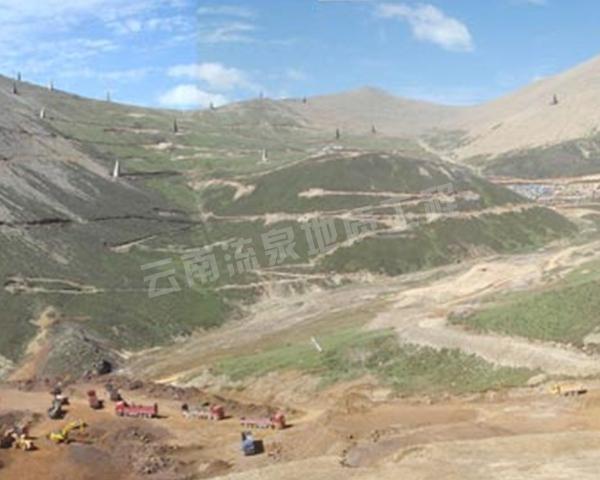 矿山勘探工程
