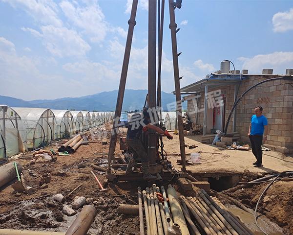 嵩明羊街农田灌溉打井工程