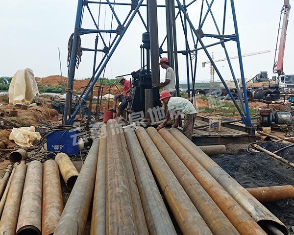 云南蒙自打井工程做别墅地源热泵打井需要具备哪些条件?打多少米合适?