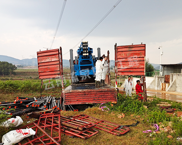 云南建水钻井工程项目