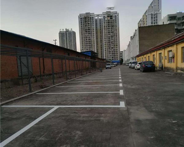 云南厂区道路划线厂家