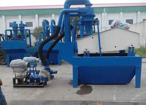 云南专业细砂回收机厂家