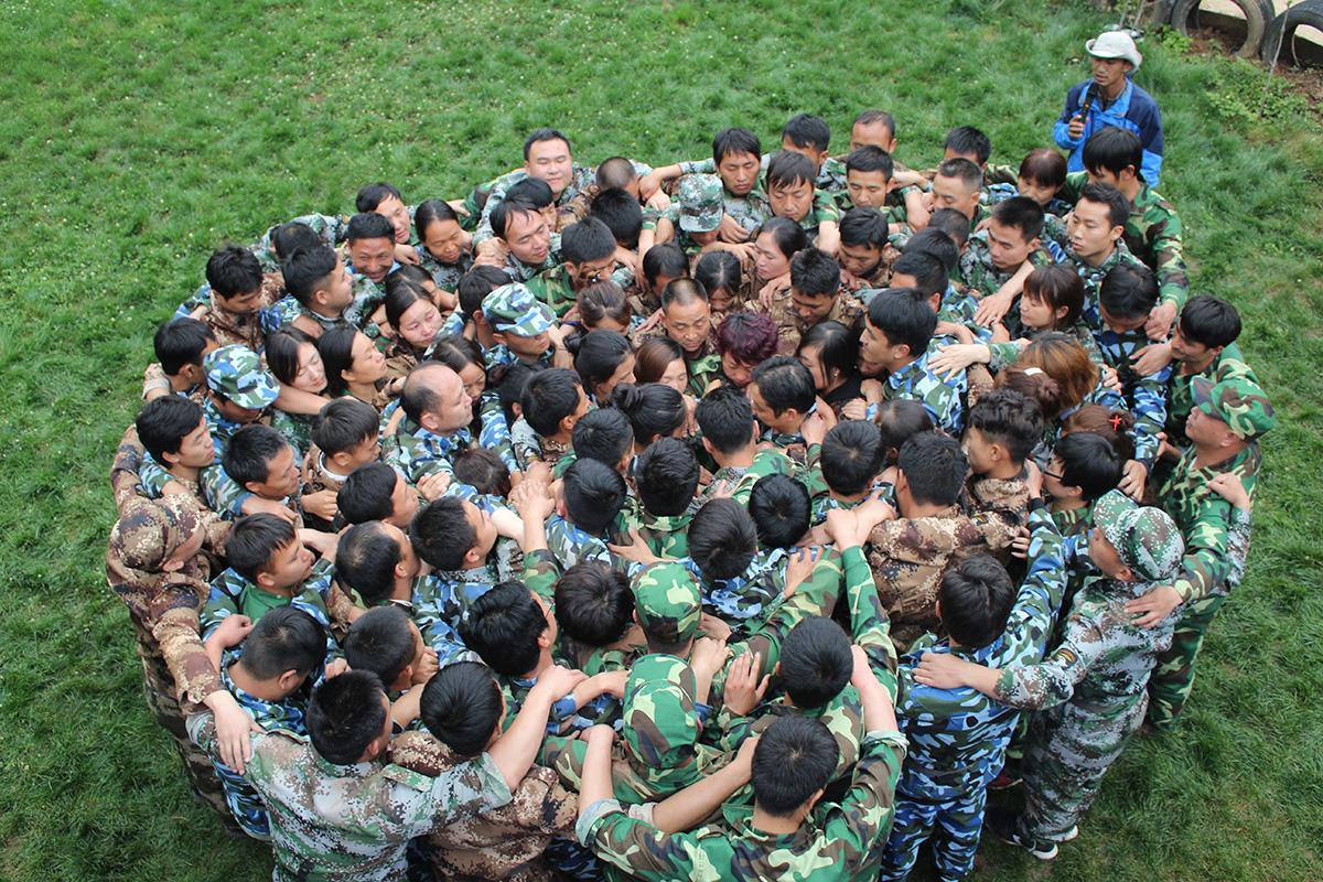 军事拓展培训机构的培训方法是怎样的?对学员有哪些帮助