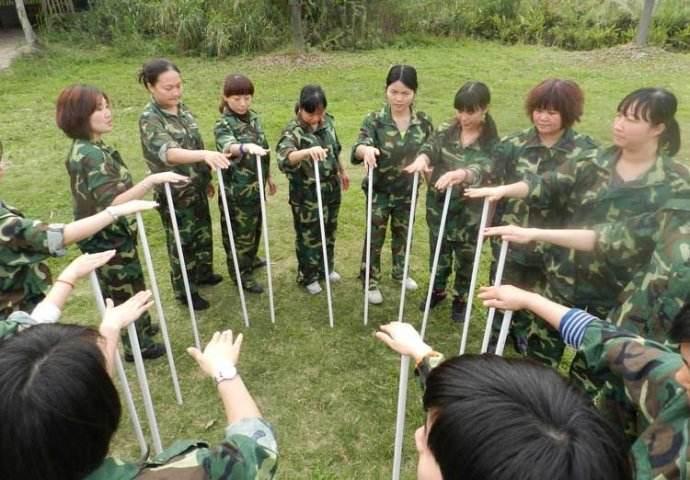 拓展培训活动培训的时候应该牢记哪些事项