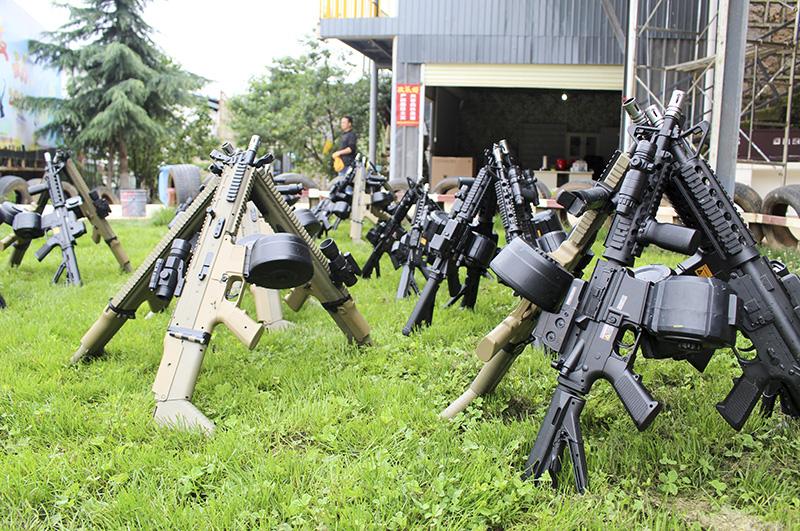 野战CS-仿真野战装备