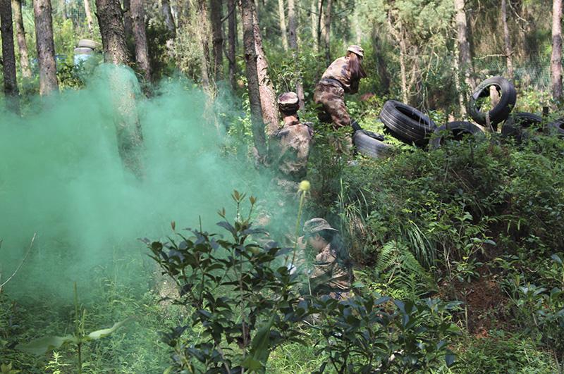 野战CS-激战丛林