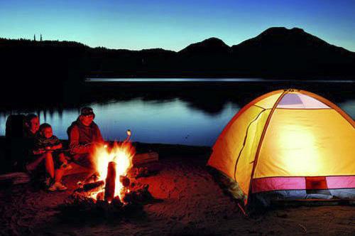 野外生存训练-野外露营