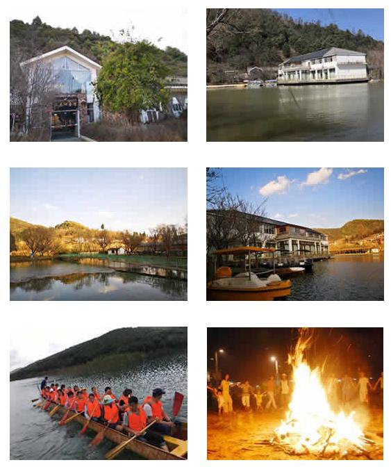 昆明二龙湖培训基地