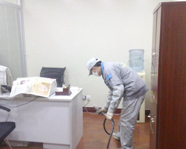 房间装修空气净化