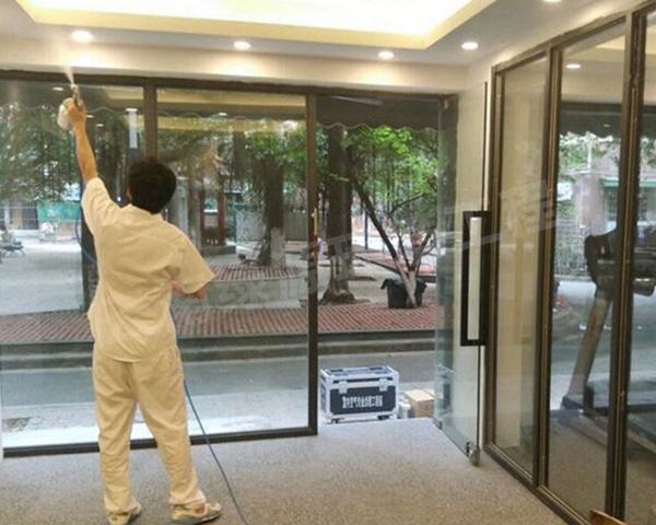 房屋装修空气净化