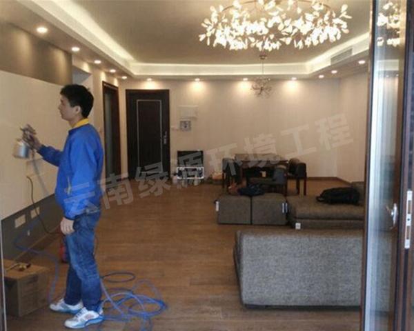 新房装修空气净化