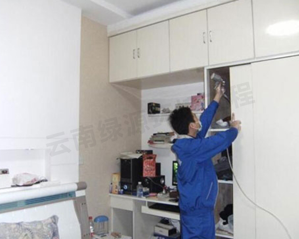 装修室内空气净化