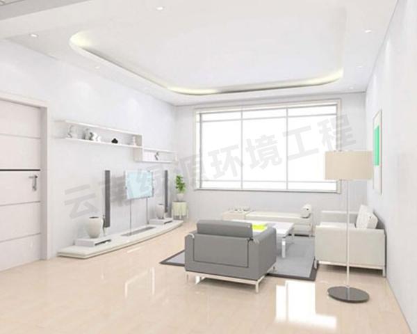新装修室内空气净化
