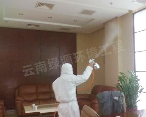 装修污染空气净化