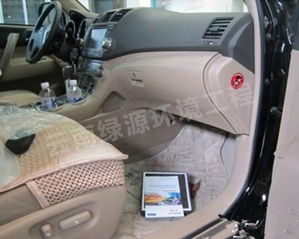 专业车内空气净化