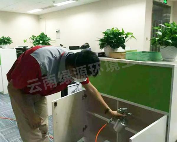 建水除甲醛公司