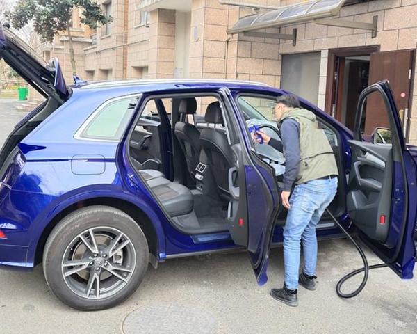 专业汽车空气净化服务