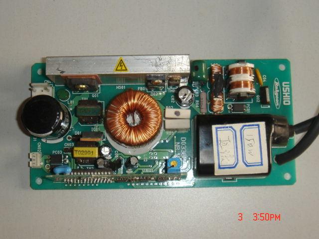 图美1024投影机芯片电路板