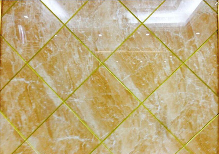 玻化砖美缝