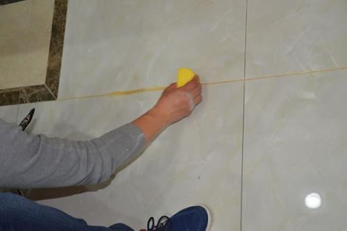 昆明瓷磚美縫怎么做