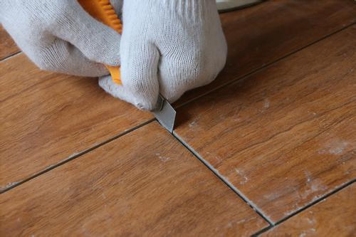昆明瓷砖美缝施工