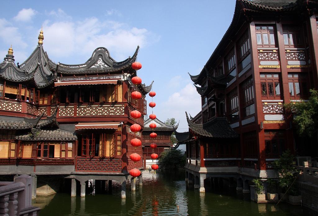 云南景观木建筑