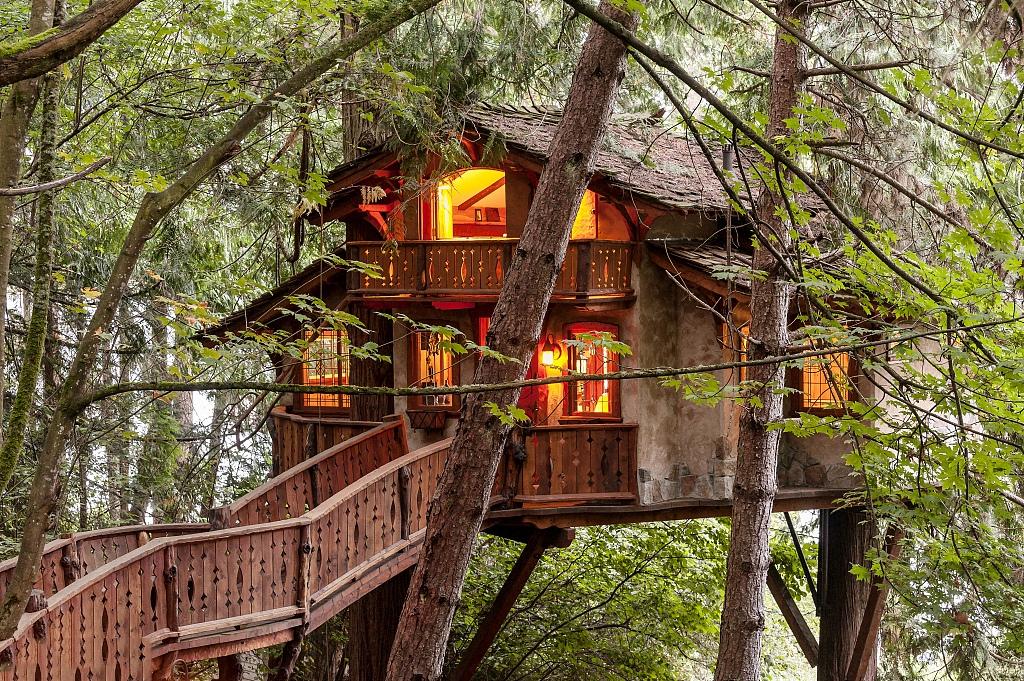 特色木制建筑