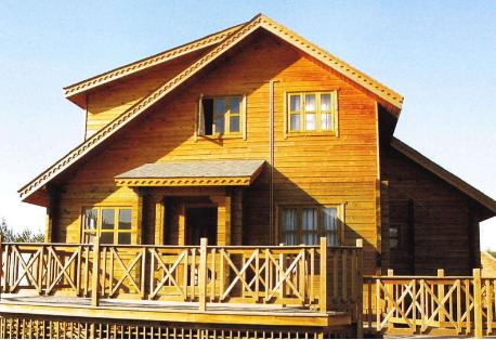 云南重型木屋多少钱
