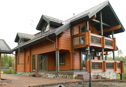 云南重型木屋设计