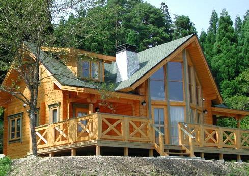 重型木屋展示
