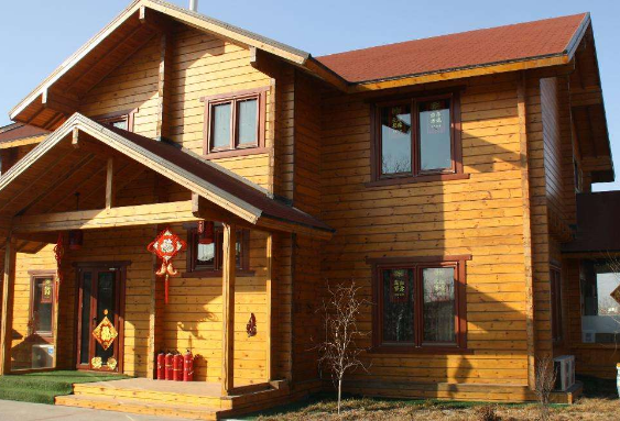 云南家庭轻型木屋设计公司