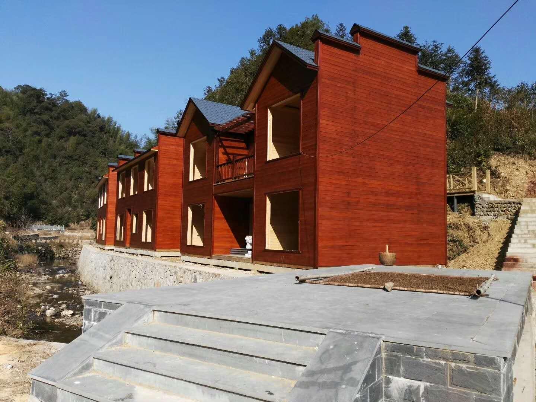 新疆木屋别墅设计厂家哪家好
