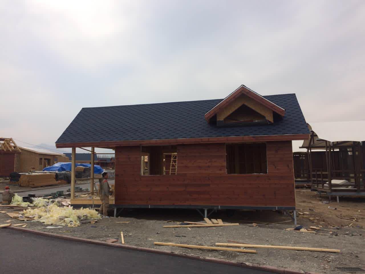 新疆木屋别墅每平米多少钱