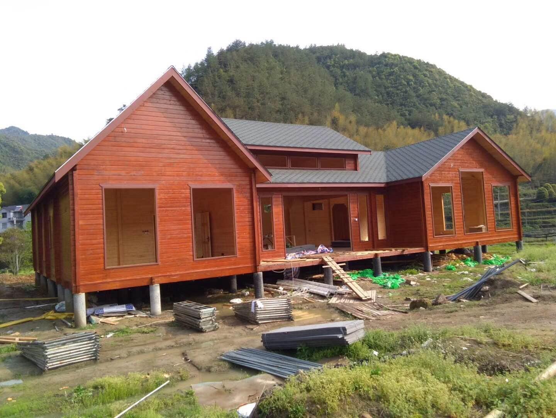 昆明木屋别墅每平方价格是多少