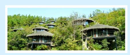 云南农家乐木屋会所