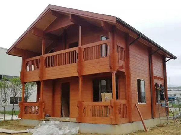 重型木屋度假酒店