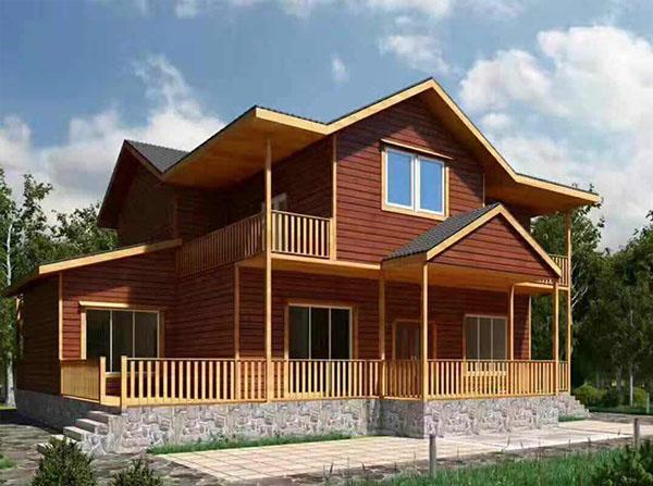 重型木屋别墅咨询