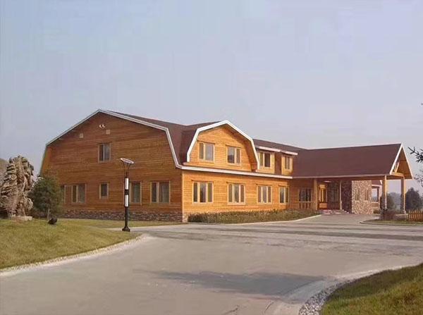 重型木屋别墅公司
