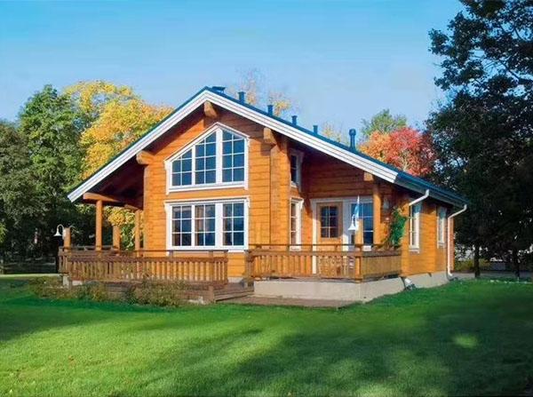 私人木别墅建造公司