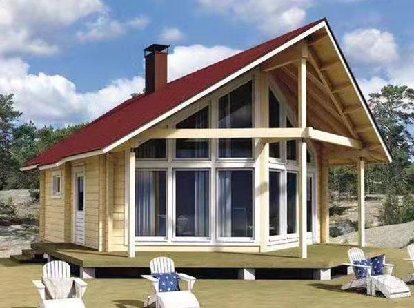 私人木别墅建造咨询