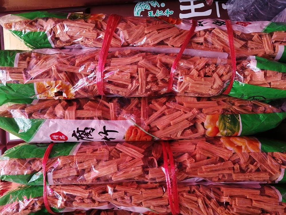 昆明腐竹条供应商