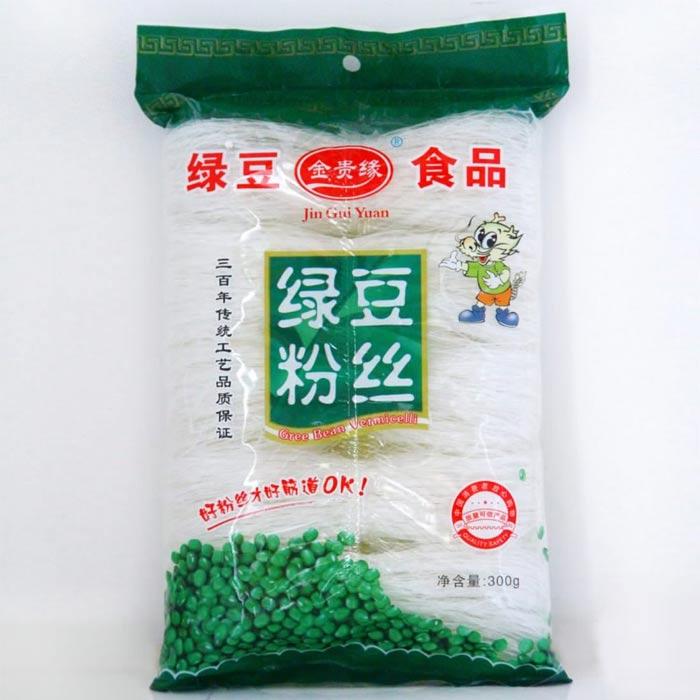 金贵缘绿豆粉丝300g