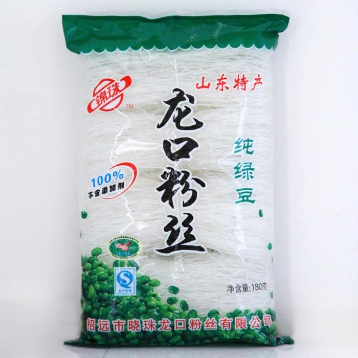 锦珠龙口粉丝180g